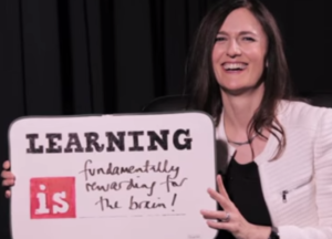 Sarder TV - Learning Ideas with Caroline Webb