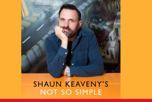 Shaun Keaveny and Caroline Webb Podcast